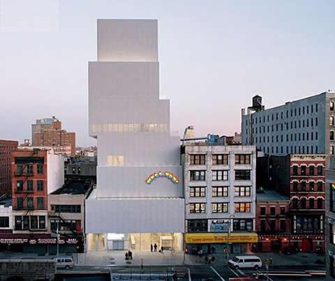 当代艺术新博物馆,2010年。