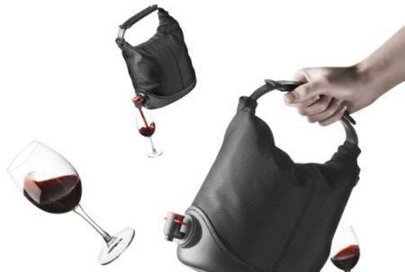 葡萄酒具也疯狂当今最潮酒容器